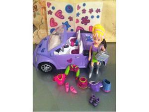 Gioco Polly Pocket Macchina Mattel