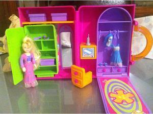 Gioco Valigetta Camera Da Letto Polly Pocket Mattel