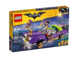 LEGO BATMAN MOVIE:LOWRIDER JOKER THE MOVIE - COSTRUZIONI