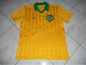 Maglia calcio Brasile Adidas Originals Brazuca Retro tg M