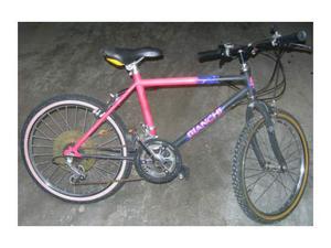Mountain bike bianchi per ragazzo bimbo bici bianchi per