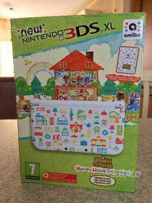 New 3DS XL Animal Crossing HHD Edition + 35 giochi