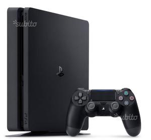 Playstation 4 1TB (Slim - D Chassis) - GARANZIA