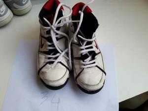 Scarpe nike pallacanestro n° 34 originali