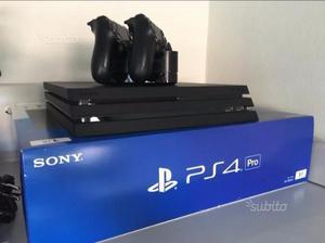 Sony Ps4 Pro 2 controller piu giochi
