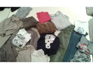Stock abbigliamento bimba 7-8 anni