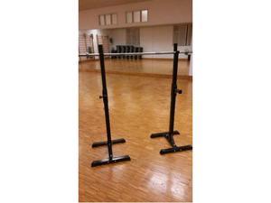 Supporti rack bilanciere squat panca