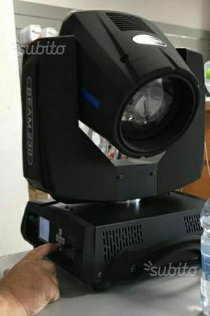 Teste mobili beam 7r 230watt spot beam e wash