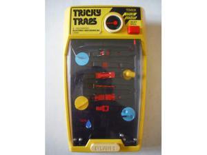 Tricky traps - tomy - retrogame '80 funzionante