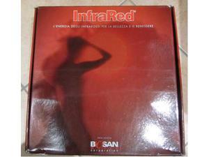 Vendo infrared set elettrodi infrarossi+gel beauty center