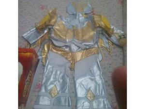 Vestito carnevale Gormiti Sommo Luminescente