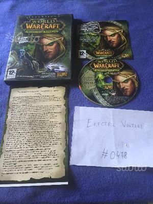 World Of Warcraft The Burning Crusade per PC