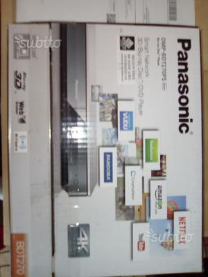 Blu ray disc player pansonic