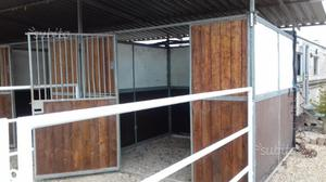 Cupola geodetica progettazione prefabbricati posot class for Box cavalli prefabbricati