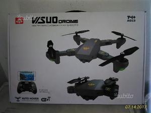 Drone visuo con videocamera fpv
