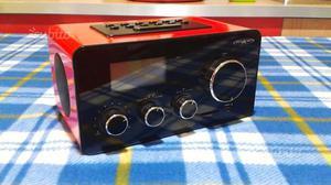Irradio - Radio con presa USB e lettore card SD