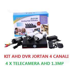 Kit videosorveglianza ahd ip cloud dvr 4 canali 4