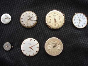 Lotto movimento orologi uomo e donna