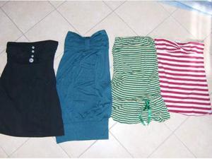 Mini abiti a fascia vestitini