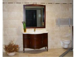 Mobile bagno in legno nuovo