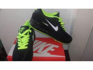 0fd2b54fa545bf Nike air max 90 black green n
