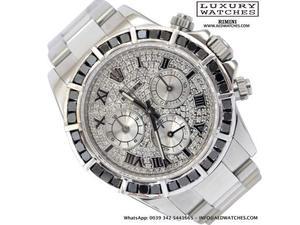 ROLEX Daytona  Diamonds Full Set Like New