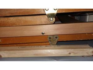 Sedie pieghievoli in legno
