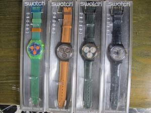 Swatch Chrono n. 4 originali - perfetti