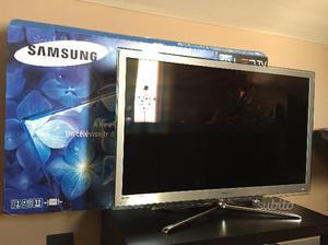 """Tv SAMSUNG 3d led 40"""" ue40cxp usato"""