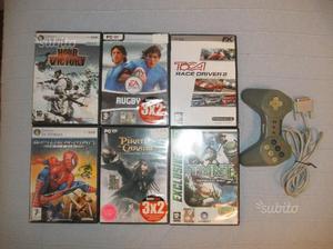 Videogiochi per PC + Joypad