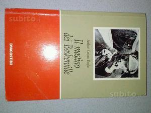 "Arthur Conan Doyle ""Il mastino dei Baskerville"""