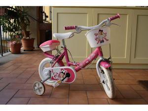"Bicicletta ""Barbie"" per bambina"