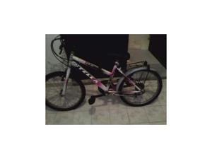 Bicicletta ba bambina misura 20