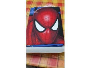 Completo letto spider man