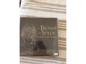 Gioco da tavolo del trono di spade, il gioco del trono