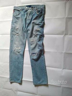 Jeans chambers originali gadget in omaggio