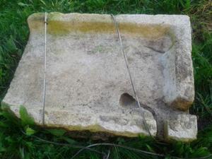 Lavabo in pietra naturale
