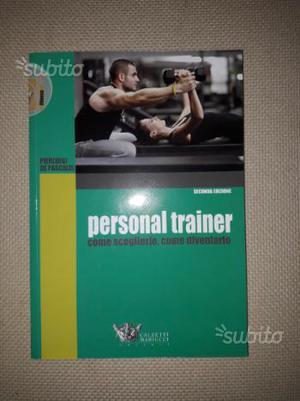 Libri Personal Trainer e Fitness