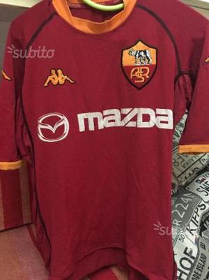 Maglia as Roma  kappa calcio