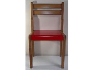 Sedia sediolina seggiolina asilo cameretta 30 x 30 altezza