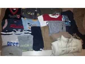 Stock abbigliamento bimbo 2-3 anni
