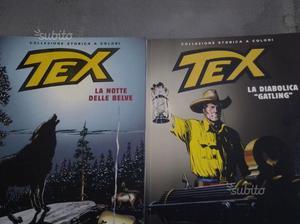 Tex willer collezione storica a colori