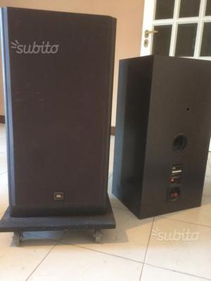 4 casse audio jbl