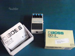 Boss DD3 digital delay DD 3