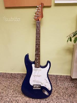 Chitarra elettrica Squier con manico di liuteria