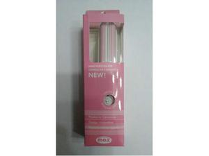 Mini piastra per capelli rosa in ceramica, marca Max con