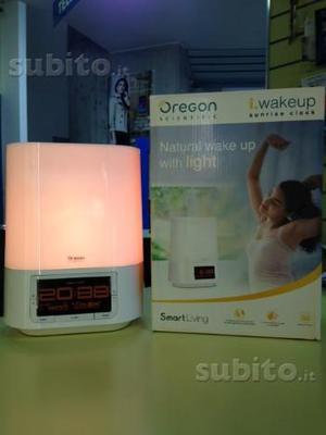 Oregon Scientific WS902 i-WakeUp Sunrise Clock