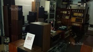 Radio antiche e hifi vintage