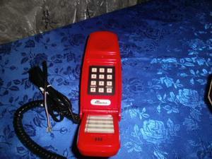 Telefono vintage di design