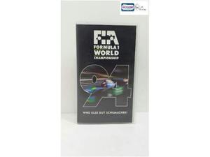 Video cassetta fia formula 1 worl championship